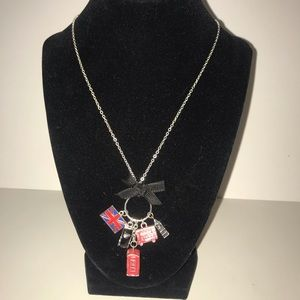London Charm Necklace